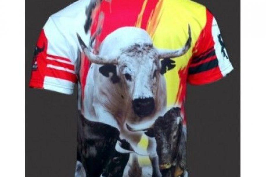 Camisetas taurinas MasToro