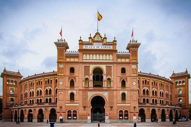 Plazas de toros de España