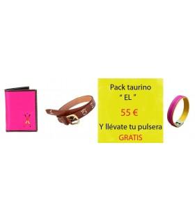 "Pack taurino ""El"""