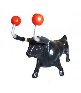 Toro embolado de juguete