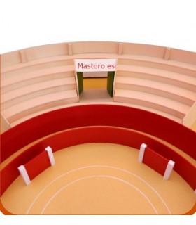 Grada acceso Público para plaza de toros