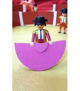 Complementos toreros playmobil