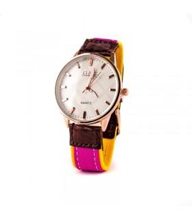 Reloj taurino con pulsera de capote