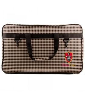 Esportón, bolsa para transportar capotes y muletas de torero