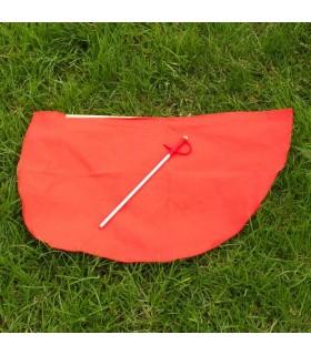 Pack muleta para niño, estaquillador y ayuda.