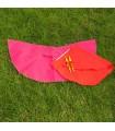 Conjunto para niño de capote, muleta con estaquillador, ayuda y banderillas.