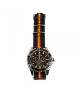 Reloj taurino para hombre y mujer, con pulsera de capote
