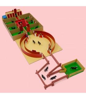 Super set of bullfighting toys  - 1
