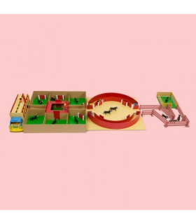 Super set of bullfighting toys  - 2