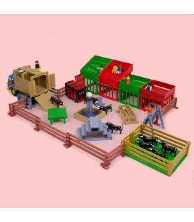 """Conjunto de juguetes taurinos  """"Gran Prix"""""""