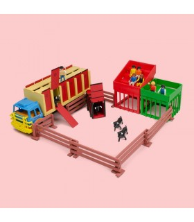 """Conjunto de juguetes taurinos """"Corro"""""""