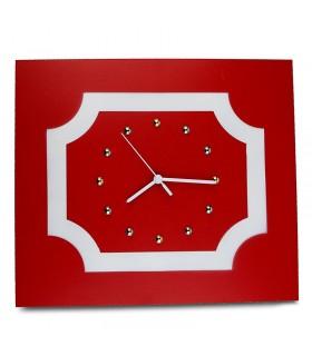 Reloj de colgar burladero taurino