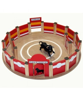 Plaza de toros de 50 cm.