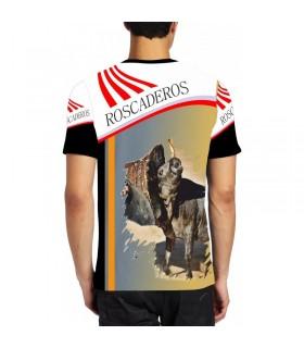 Camiseta taurina con roscaderos Aragón