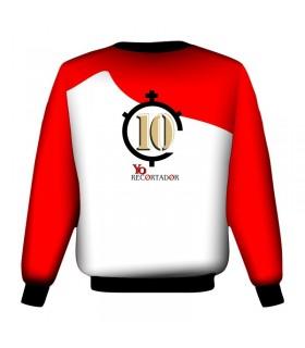Sweat-shirt taurine, avec image de taureau
