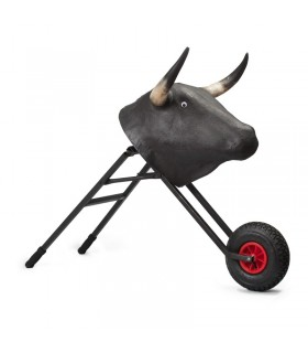 Chariot d'enfant RÉGLABLE EN HAUTEUR 70 à 90 cm.