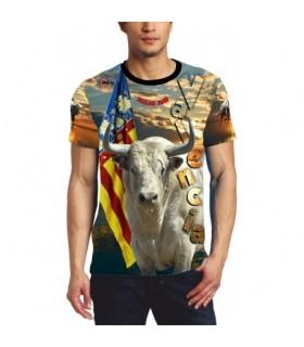 Camiseta taurina concurso de Fallas 2019  - 1