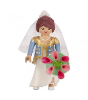 Couple de mariage playmobil taurinos pour les gâteaux de mariage