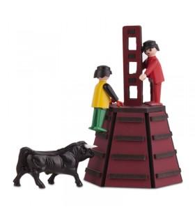 Juguete taurino pirámide para toros