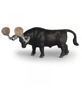Hierros de embolar para toros de juguete