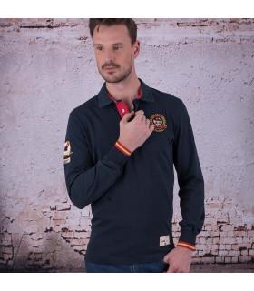 Polo masculino marca La Española