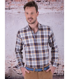 Camisa a cuadros marca La Española modelo 5451