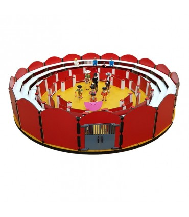 copy of Portable bullfighting place with bleachers Mastoro - 1