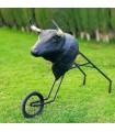 Medium bullfighting cart for adults  - 1