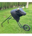 Medium bullfighting cart for adults  - 4