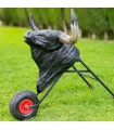 70 cm black wagon for children 7 to 12 years old