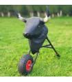 Chariot de tauromachie pour enfants AJUSTABLE EN HAUTEUR 55 a 75 cm.