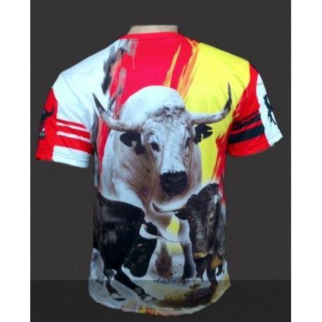camisetas taurinas