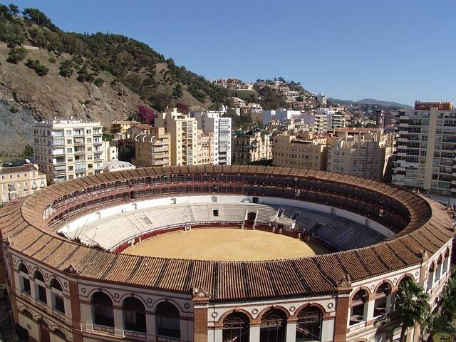 plaza de toros más famosa España