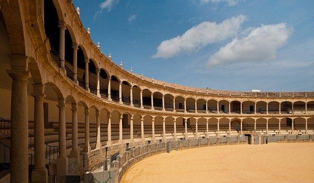 las mejores plazas de toros de España