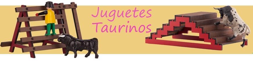 Juguetes taurinos artesanales y Playmobil   Mastoro